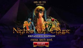 Nights Of Egypt Extended Edition
